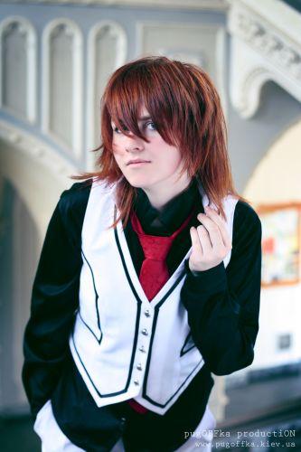 Vampire Knight Senri Shiki Foto Cosplay