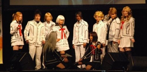 Vampire Knight Touya Rima Fotos Cosplay