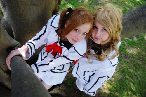 Vampire Knight Touya Rima Cosplay Fotos