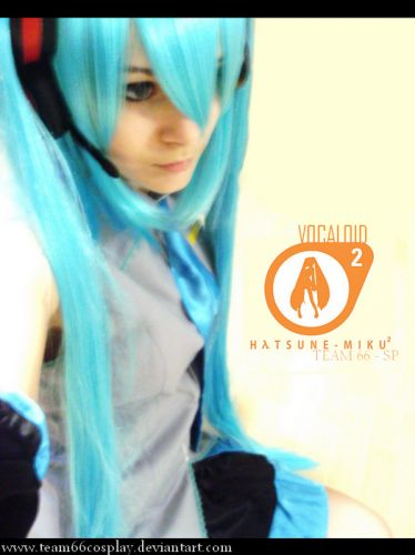 Vocaloid Hatsune Miku Photos Cosplay