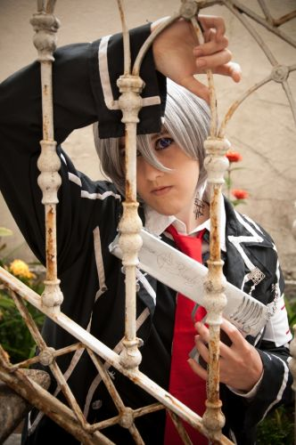 Zero kiryuu Zero kiryuu Kaname Vampire Knight cosplay Photos Cosplay