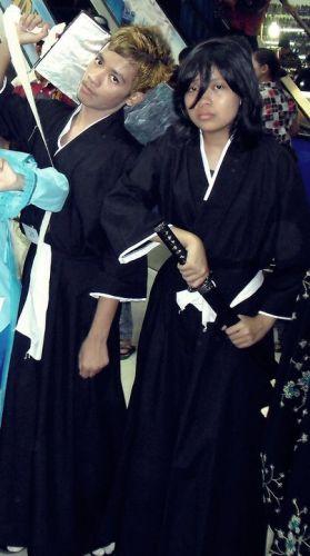 Bleach Ichigo Kurosaki Foto Cosplay