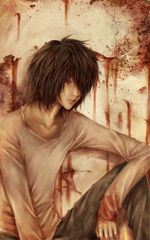 Death Note L. Lawliet Foto Cosplay