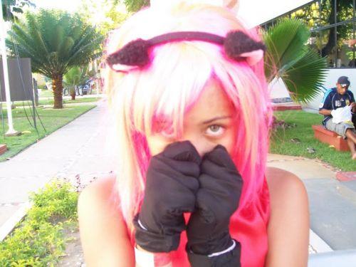 eu como sakura-neko-chan eu como sakura-neko Cosplay