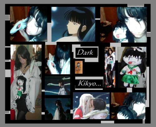 Inu-Yasha dark kikyo Photos Cosplay