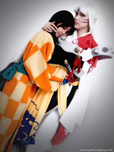 Inu-Yasha Sesshomaru Photos Cosplay