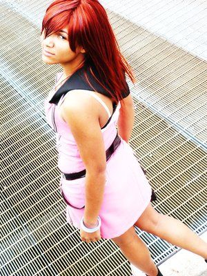 Kingdom Hearts Kairi Cosplay