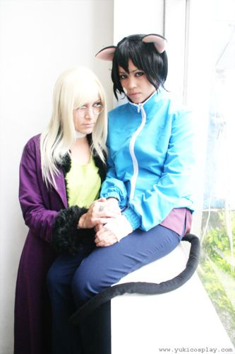 Loveless soubi, ritsuka Cosplay