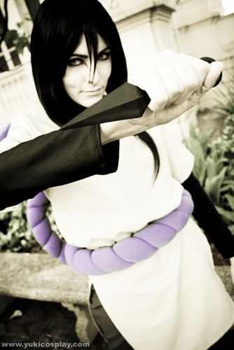 NARUTO orrochimaru Photos Cosplay