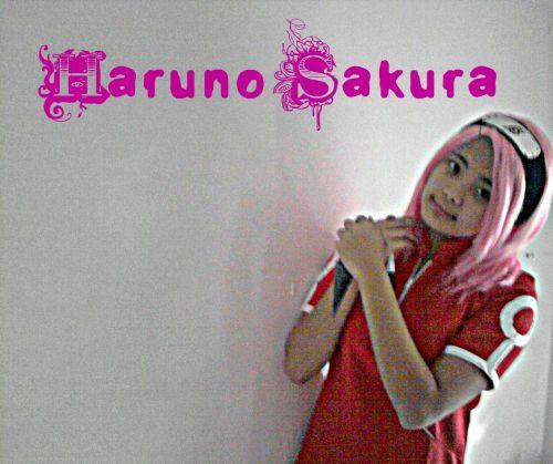 NARUTO Sakura Haruno Cosplay