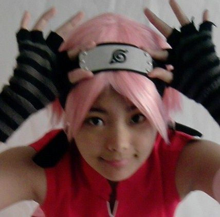 NARUTO Sakura Haruno Photos Cosplay
