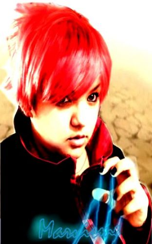 NARUTO Sasori Photos Cosplay