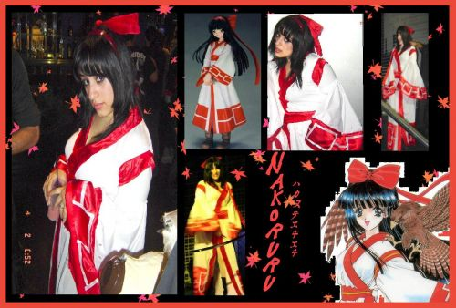 Samurai Shodown Nakoruru Photos Cosplay