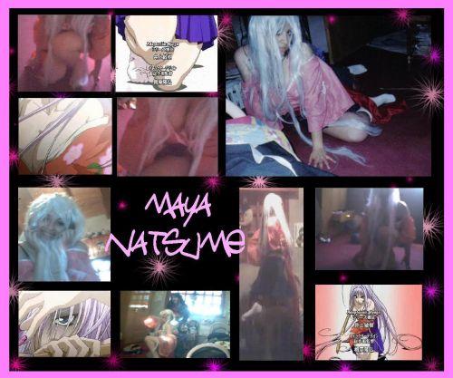 tenjou tenge Maya Natsume Fotos Cosplay