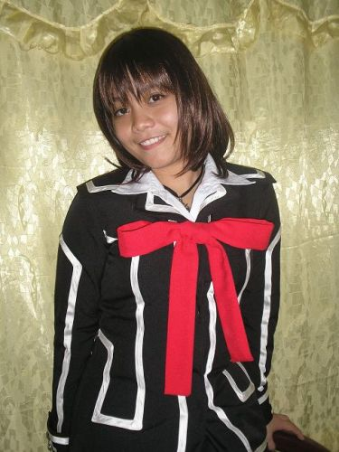 Vampire Knight Yuki Cross Cosplay