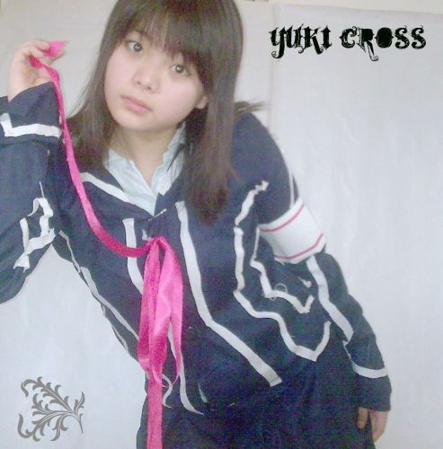 Vampire Knight Yuuki Cross Fotos Cosplay