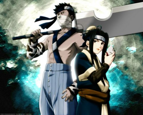 zabuza and haku Zabuza Momochi Cosplay