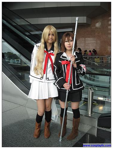 Ruka Souen and Yuki Cr...