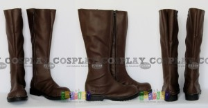 Arthur United Kingdom Cosplay Shoes from Axis Powers Hetalia