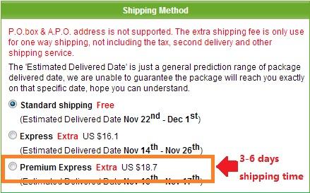 Premium-Express-shipping