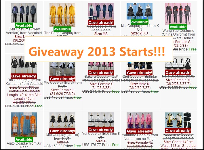 Giveaway2013-Starts