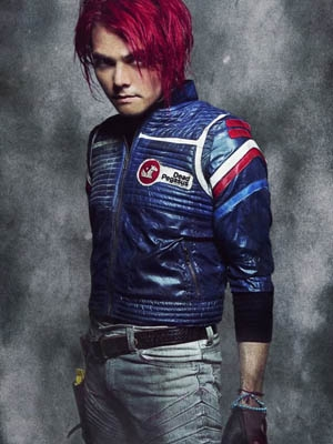 1 Sets Of Party Poison Cosplay Costume Wig Props And Accessories