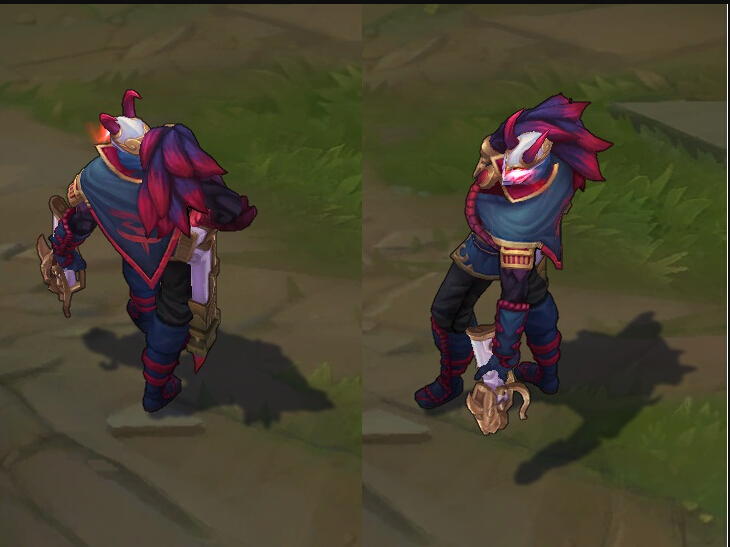 Custom Blood Moon Jhin Cosplay Costume From League Of Legends