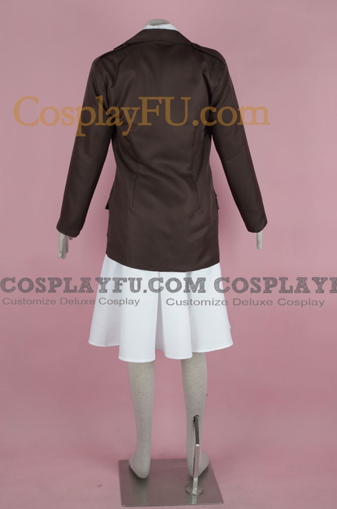 Custom Iceland Cosplay Costume (Fem) from Axis Powers ...