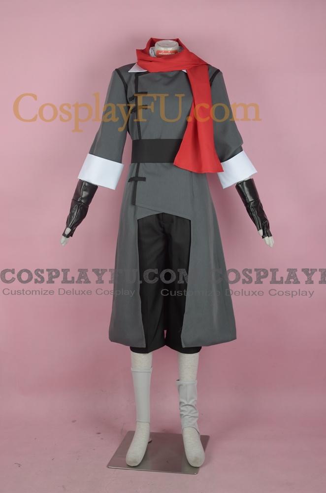 of korra cosplay Mako legend